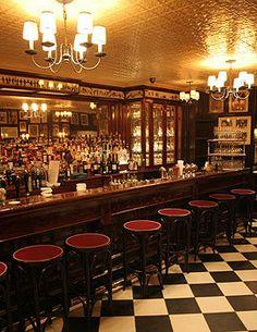 Minetta Tavern - Drink - Greenwich Village - Thrillist New York