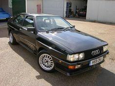 1990 Audi Quattro 20V