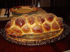 Pão Challah