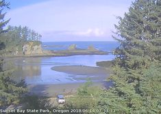 Conditions - Sunset Bay State Park - Oregon State Parks and Recreation