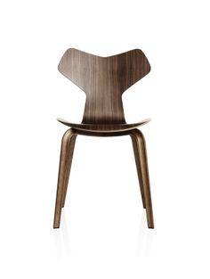 Grand Prix by Arne Jacobsen, new with wooden legs