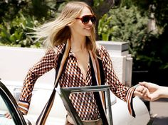 Apparels to keep you a a step ahead of the rest featuring #Michaelkors for her!