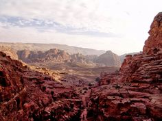 Explore Petra with this simplified guide through the rose-city's top 10 must-do and see sights and activities. Top View, Nice View, Southern Deserts, City Of Petra, Rose City, Grand Caravan, Wanderlust Travel, Hotels And Resorts, Places To See