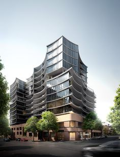 John Wardle Architects transforms Collingwood art deco landmark into boutique apartments