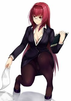 Fate/Grand Order - Scathach