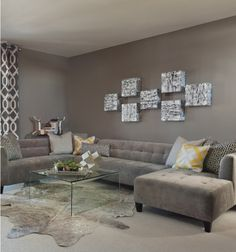 Hayes XL Sectional RHF - I.O. Metro Furniture, Art & Accessories