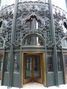 Louis Sullivan, Carson, Pirie, Scott and Company Building