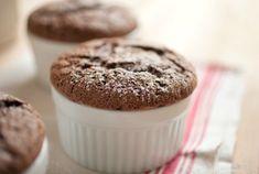 Very Best Chocolate Souffle.