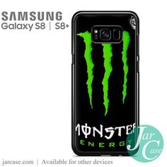 monster energy drink original Phone Case for Samsung Galaxy S8 & S8 Plus