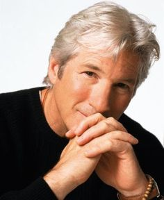 Richard Gere to work in Indian film? Ben Stiller, Kim Basinger, Jodie Foster, Men With Grey Hair, Going Gray, Celebs, Celebrities, Silver Hair, Famous Faces