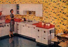 The American Home magazine April 1956