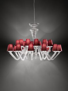 Libellula Hanging Lamp by ITALAMP   Ceiling suspended chandeliers