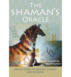 Beautifully illustrated with evocative images of shamanic art, this superb deck and accompanying guidebook takes you deep into the world of the Spirit and leads you on a powerful journey of self-discovery