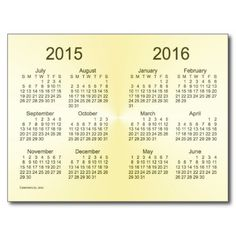 So many printable calenders, Word, Excel, PDF. Awesome site ...