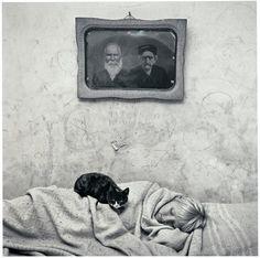 Carla Sozzani shows her private photo collection at the Alaïa gallery in Paris.