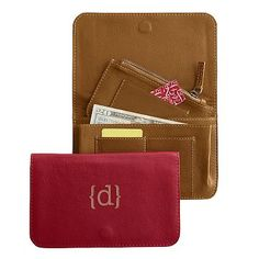 I love the Everyday Two-in-One Leather Wallet The ultimate wallet: it has lots of pockets for cards and cash and a removable zipper pouch for totally versatile toting, while a magnetic closure keeps things safe. Grab just the inside wallet for a lighter load. on markandgraham.com