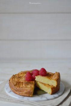 « GATEAU PATATE » - L'incontournable gâteau réunionnais à la patate douce.