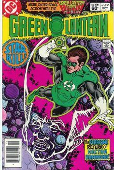 keith pollard green lantern