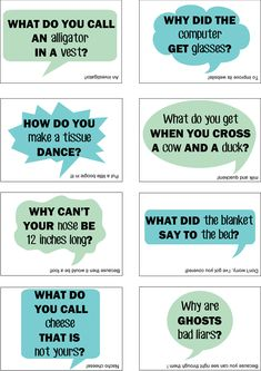 40 Free Lunch Box Jokes Guaranteed to Make Your Kids Giggle Free printable with 40 lunch box jokes (plus a blank page for special notes!) to help you get ready for back to school madness. Funny Riddles, Jokes And Riddles, Funny Jokes For Kids, Dad Jokes, Riddles Kids, Free Jokes, Kids Humor, Hilarious Jokes, Silly Jokes