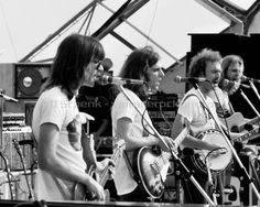 Randy Meisner, Glenn Frey, Bernie Leadon, Don Felder #theEagles