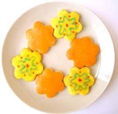 Przepisy dla dzieci. Zabawy dla dzieci w kuchni. Przepis na ciastka dla dzieci. Przepis na wiosenne ciasteczka. Zabawa w kuchni z dzieckiem. Dziecko w kuchni. Potrawa dla dzieci - wiosenne ciasteczka to świetny przepis na deser dla dzieci. Jak zrobić coś słodkiego dla dziecka? Zabawa z dzieckiem w kuchni.