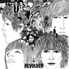 Camiseta The Beatles - Revolver