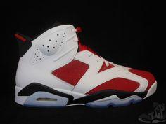 e817194684da Nike Suede Air Jordan 6 Athletic Sneakers for Men