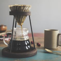 Artis Custom Pour-Over Stand from Artís Coffee