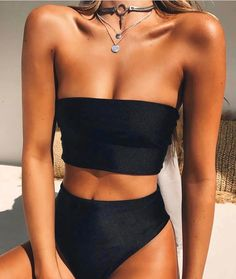 5bdad28024 TIFF Bikini 🖤 Available at www.lifeandstyle.store Free Worldwide Shipping  Baden