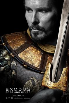Exclusive: Christian Bale and Joel Edgerton Get Biblical in 'Exodus: Gods and Kings' Posters