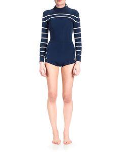 A Cynthia Rowley wetsuit.