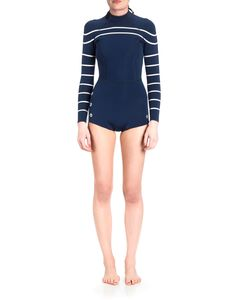 A Cynthia Rowley wetsuit.