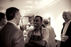Special private culinary experience for global Nike executives with Master  Chef Marcus Samuelsson in Soho,