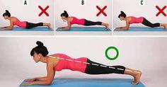 L'esercizio che è 1000 volte più efficace dei classici esercizi addominali