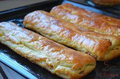 Backen - Kochen & Genießen: Apfelstrudel aus Quarkteig