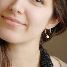Super cute dainty earrings