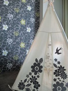 7 awesome teepees your kids will love! @BabyCenter