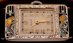 Wrist watch - Art Deco Design (No date or Maker info) - Tap the link now to see where you can find the top trending items for your own fly!