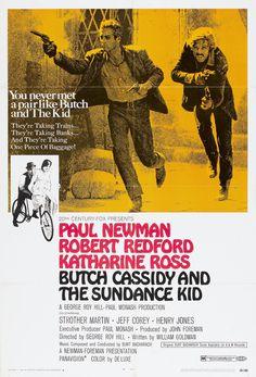 Butch Cassidy and the Sundance Kid - 1969.