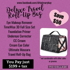 Bundle and save with your favorite Mary Kay. Contact me or your IBC to learn more