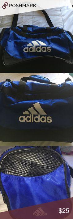 Adidas Gym Bag Good condition Adidas Bags Travel Bags