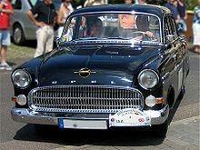 Opel Kapitän '56 / '57 (1955–1958)