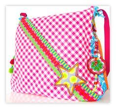 farbenmix Taschenspieler Schnittmuster Messengerbag BUBE zum Nähen Herrentasche