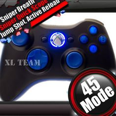 BLACK-OPS-2-MW3-GOW-XBOX-360-RAPID-FIRE-MODDED-CONTROLLER-QUICK-SCOPE-JITTER