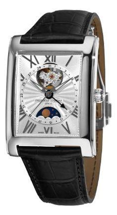 b128a6d4174 Frederique Constant Moonphase Watch (FC-335MS4MC6) Relojes Para Hombres