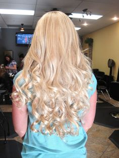 Great Lengths Hair Extensions  Eyes On You Hair and Makeup  www.eyesonyoutampa.com or call us !  (813)434-0234