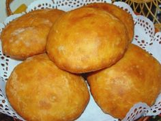Jamaican Johnny cakes. I love these.