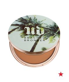 It takes a while to build the perfect tan. So, to create your perfect sun-kissed look in an instant, use Urban Decay Beached Bronzer on your face and body. Pro tip: Apply wet for even longer wear.