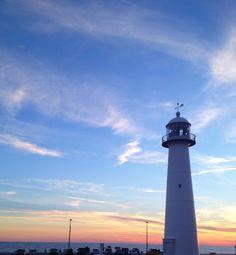 Biloxi lighthouse | C Hatfield