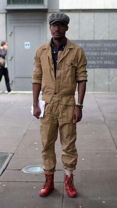 look-masculino-macacao-jeans-worker-jardineira-riachuelo-inverno+%2820%29.jpg (564×1001)